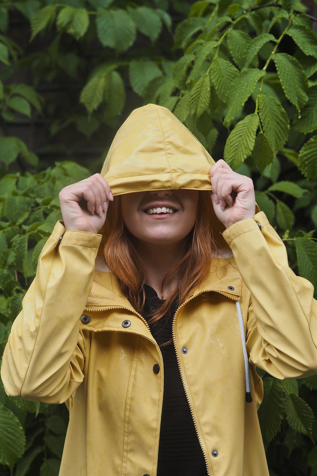 sadepäivän luottoasu