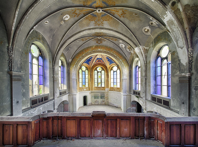 Blaue Kirche (3)