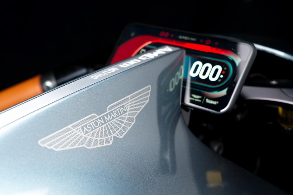 Aston Martin AMB 001 Odo