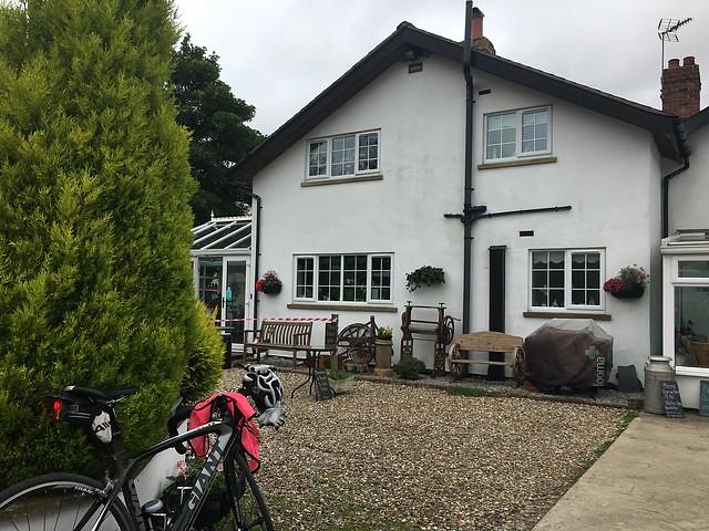 Rachel's Walnut Cottage Cafe Huggate Yorkshire Wolds