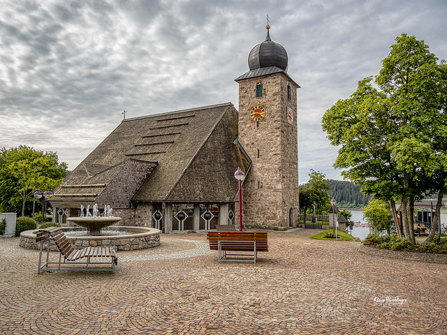 St. Nikolaus Kirche Schluchsee