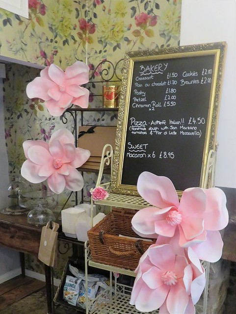 Kavanagh's Tea Room Menu Oakham Rutland Saturday 4th July 2020 First Day Of Covid-19 Lock down easing Bars, Barbers, Salons, Restaurants and Coffee Shops Open