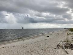 Mobile Bay Northward