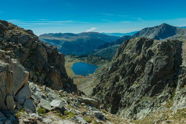 Paisaje de Andorra