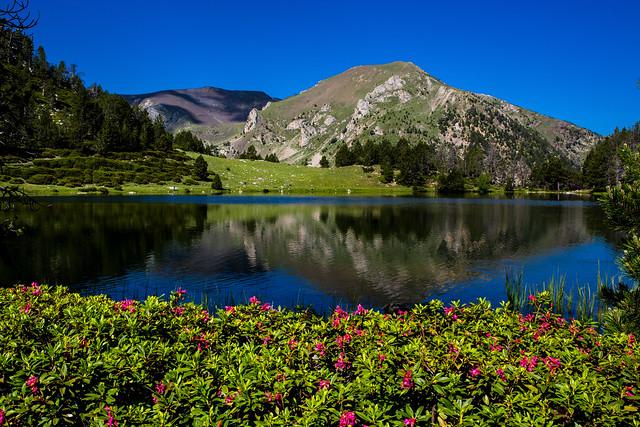 En Andorra hay setenta lagos y estanques