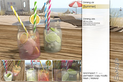 Sway's [Summer] Drinking Jars | SSS