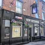 New Britannia pub, Preston
