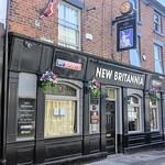 New Britannia pub, Preston