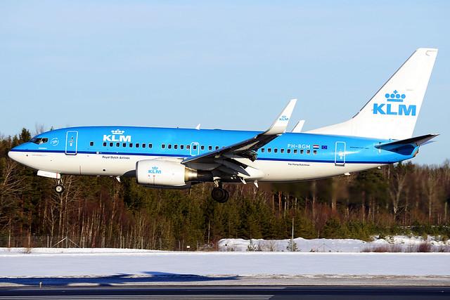 PH-BGM | Boeing 737-7K2(WL) | KLM Royal Dutch Airlines