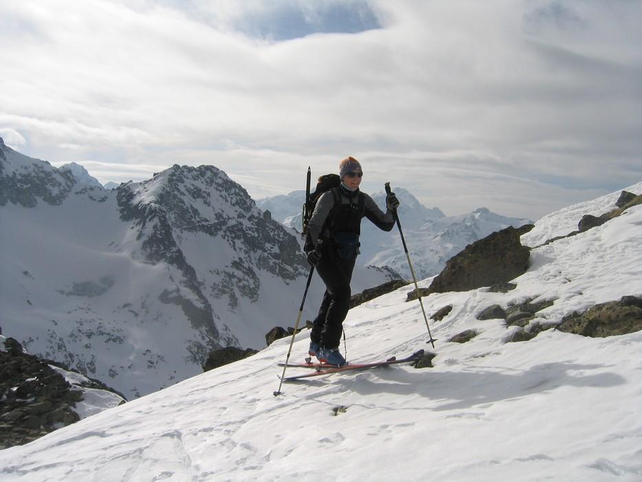 Piz Surgonda Albula Alpen Schweiz foto 06