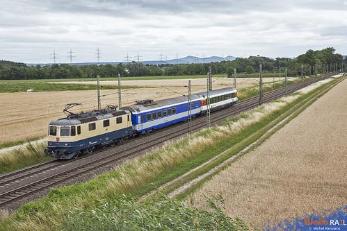 Re 421 387 . IRSI . DPE 31396 . Bornheim . 04.07.20.