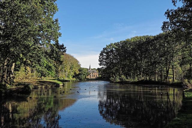 Middelburg (NL), kasteel Ter Hooge