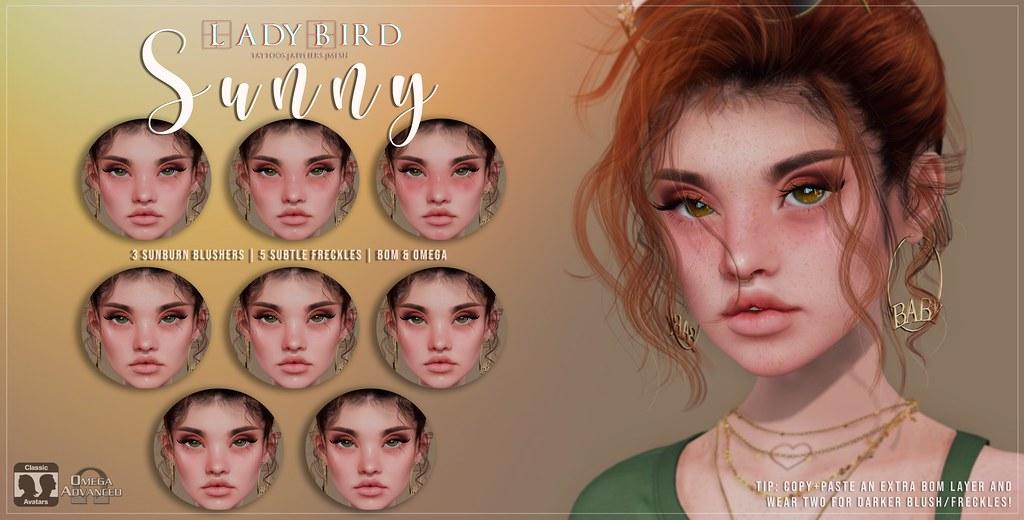 Ladybird. // Sunny @ The Mainstore ♥
