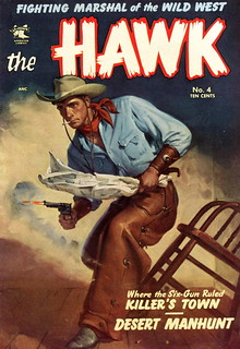 The Hawk #4