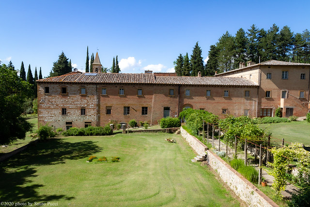 Montaione -Firenze- Giugno 2020