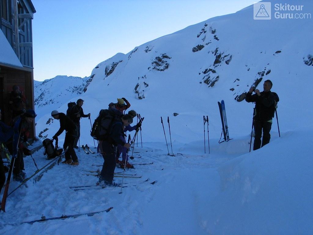 Grand Combin Walliser Alpen / Alpes valaisannes Schweiz foto 06