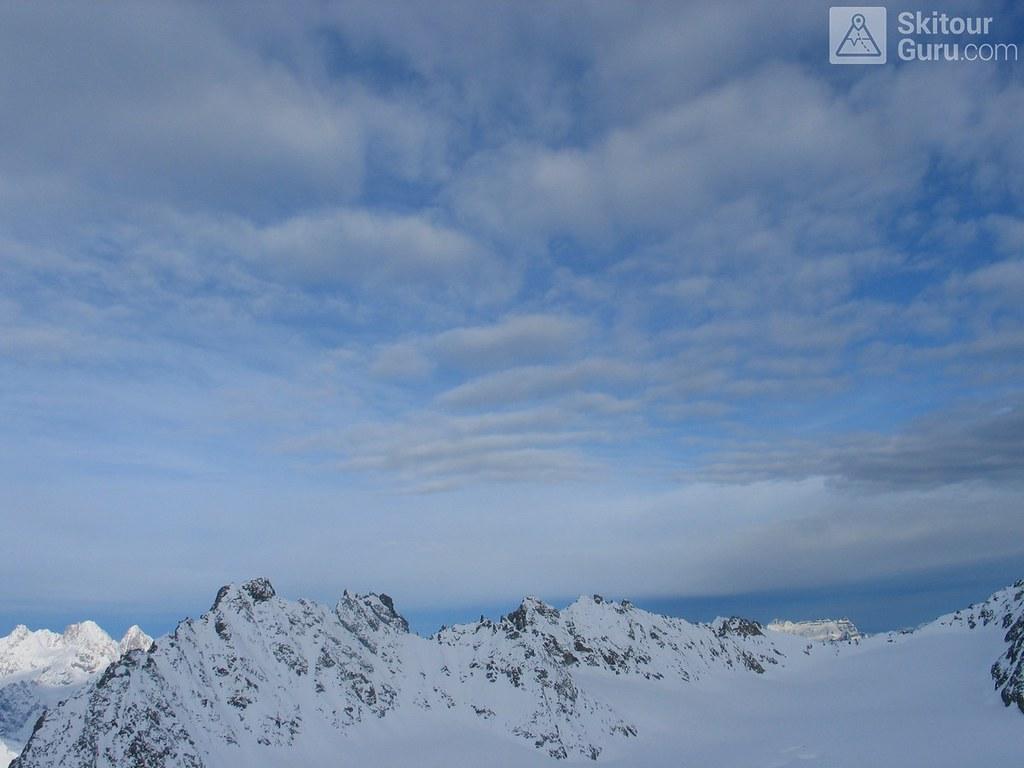 Grand Combin Walliser Alpen / Alpes valaisannes Schweiz foto 21