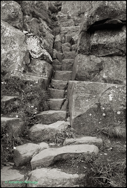 Steel Rigg Staircase