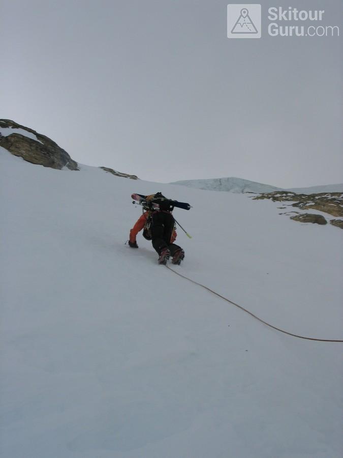 Grand Combin Walliser Alpen / Alpes valaisannes Schweiz foto 25