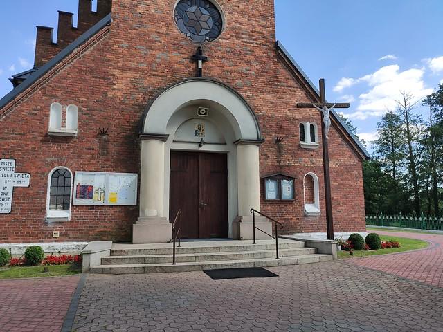 Przy kościele... - Lipiec 2020