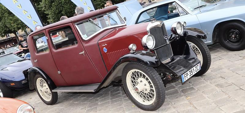RILEY 1100 Nine 1931 / 1 ère  Monté Carlo 1931  50078862853_5448d70a0e_c