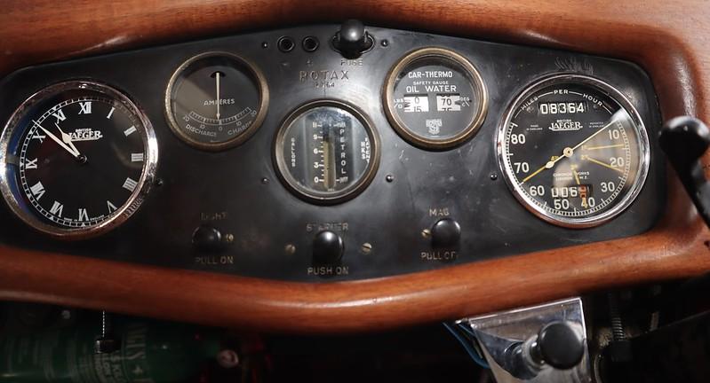 RILEY 1100 Nine 1931 / 1 ère  Monté Carlo 1931  50078863758_e0c3c18d21_c