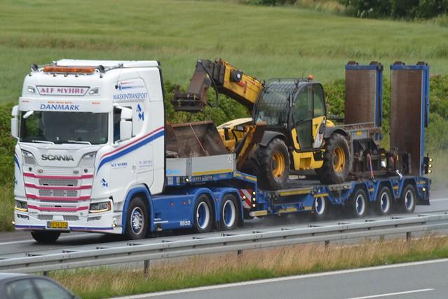 Scania NG S 650 V8 - Alf Myhre Transport - DK
