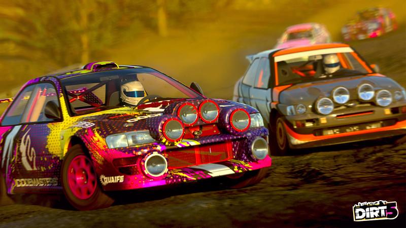 90s Rally