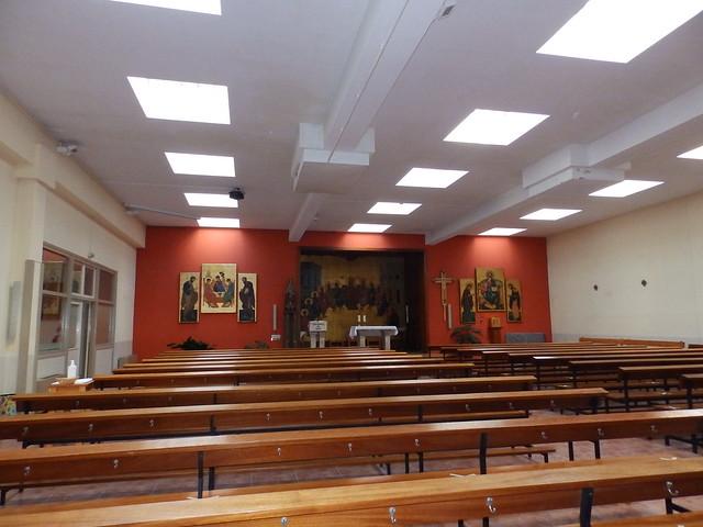 Espíritu Santo Parrokia Gasteiz