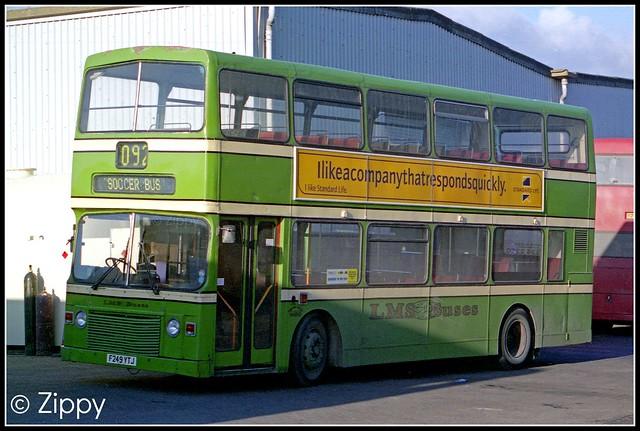 LMS Buses - F249YTJ