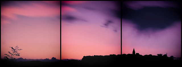 Clair-obscur sur Puycelsi