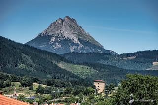 Udalaitz (Udalatx), 1.120 m