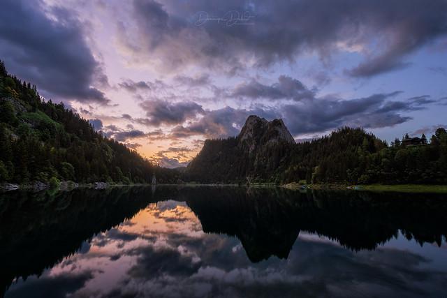 Awakening lake