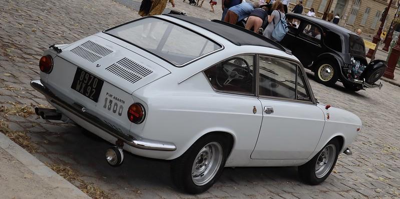 Fiat Abarth OT ( Omologata Turismo ) Hatchback 1300/124 50079321778_f36577f20b_c