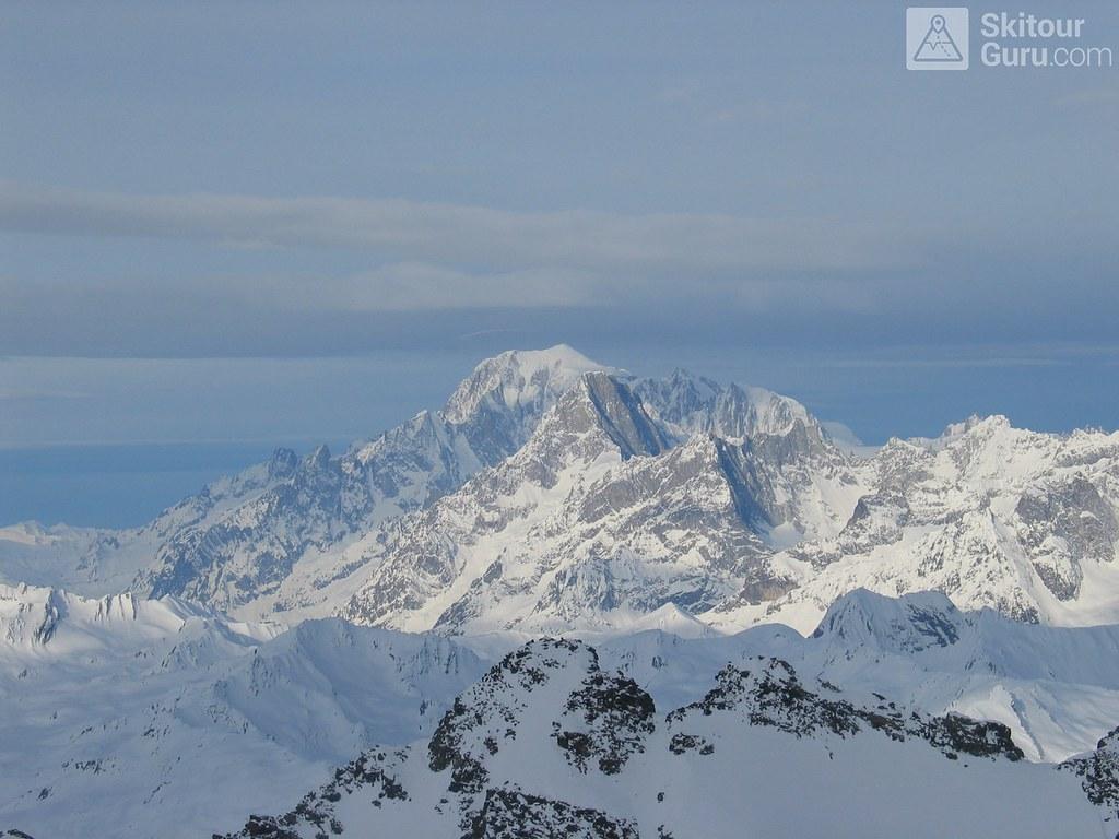 Grand Combin Walliser Alpen / Alpes valaisannes Schweiz foto 19