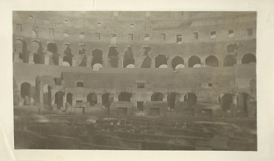 Rome - The Colosseum - November 1944