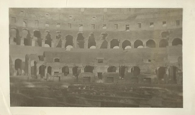 Rome - The Colosseum - November 1944