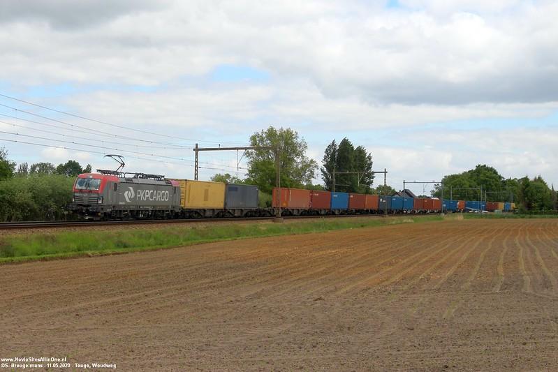 PKP Cargo EU46-514 - Teuge 11-05-2020.