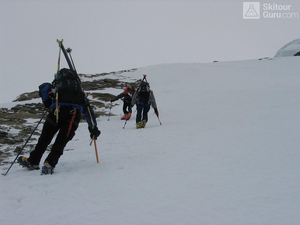 Grand Combin Walliser Alpen / Alpes valaisannes Schweiz foto 26