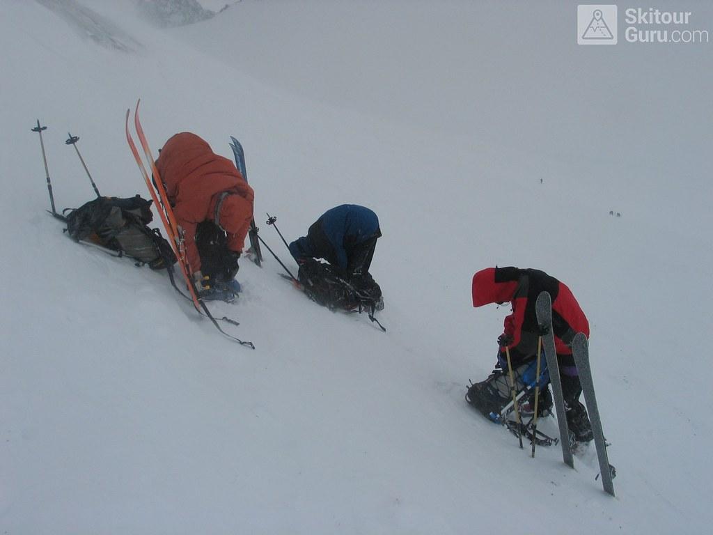 Grand Combin Walliser Alpen / Alpes valaisannes Schweiz foto 28