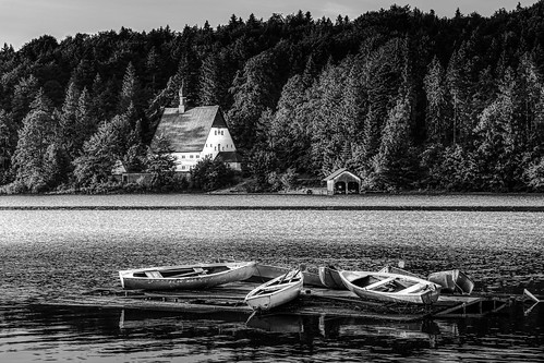 Boats And Church | by orkomedix