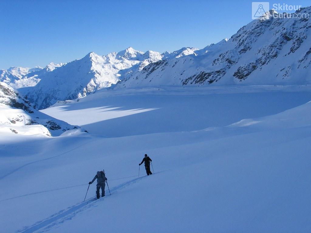 Grand Combin Walliser Alpen / Alpes valaisannes Schweiz foto 08