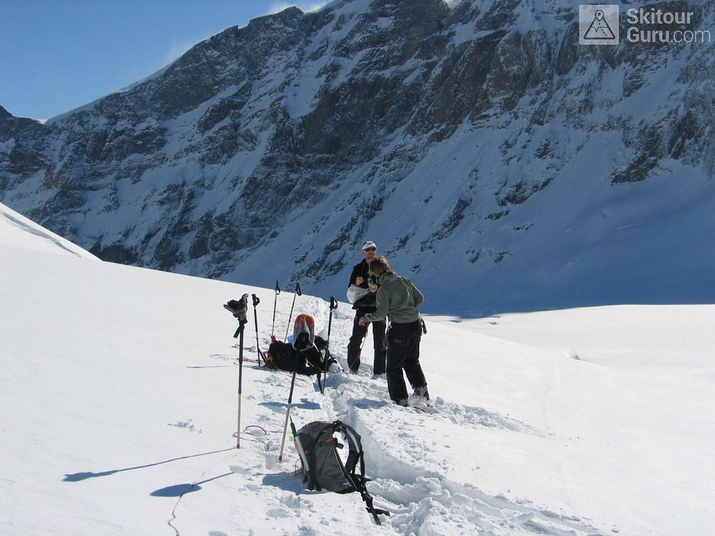 Grand Combin Walliser Alpen / Alpes valaisannes Schweiz foto 12