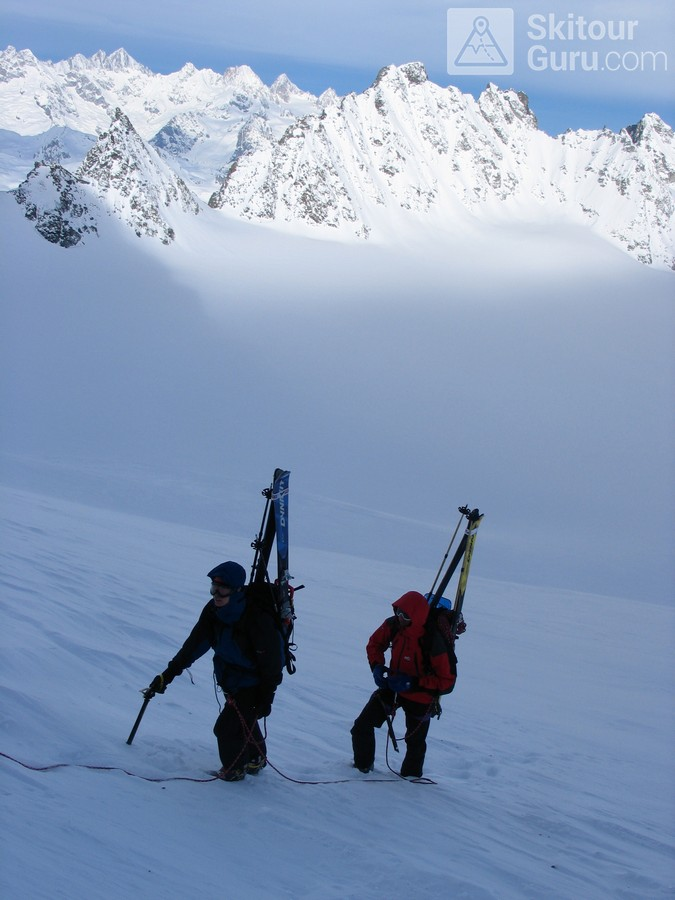 Grand Combin Walliser Alpen / Alpes valaisannes Schweiz foto 22