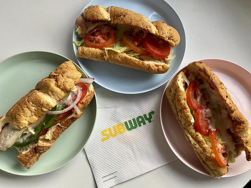 Subway, Libis