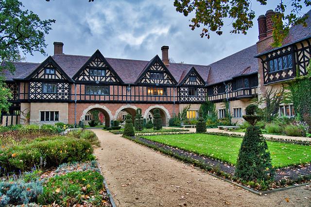 Potsdam - Schloss Cecilienhof