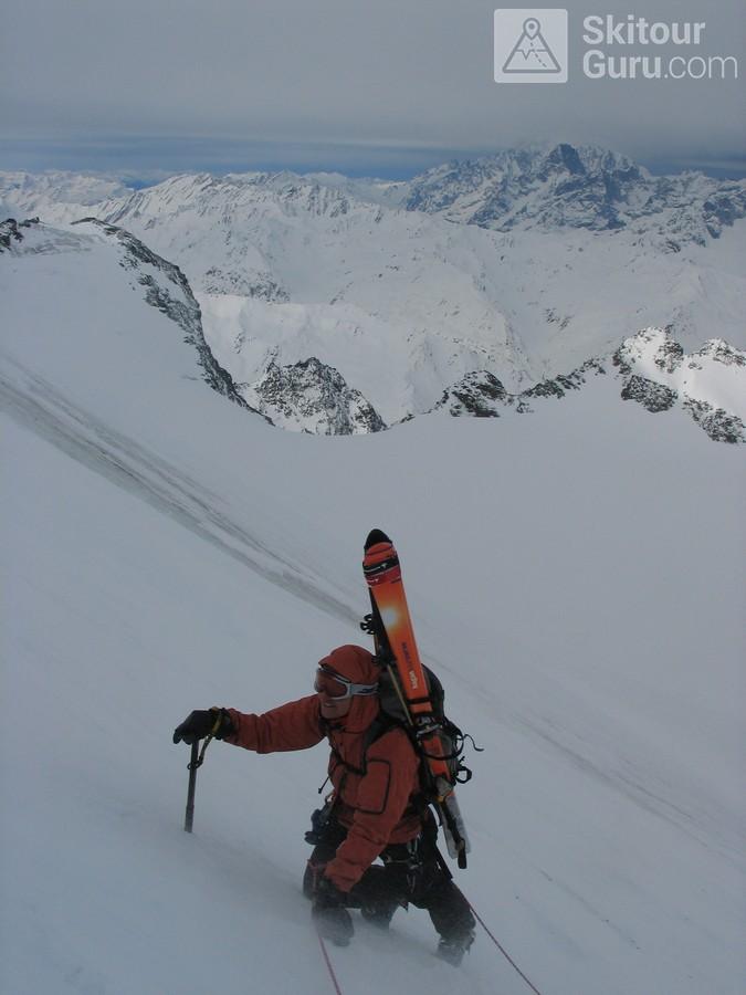 Grand Combin Walliser Alpen / Alpes valaisannes Schweiz foto 24
