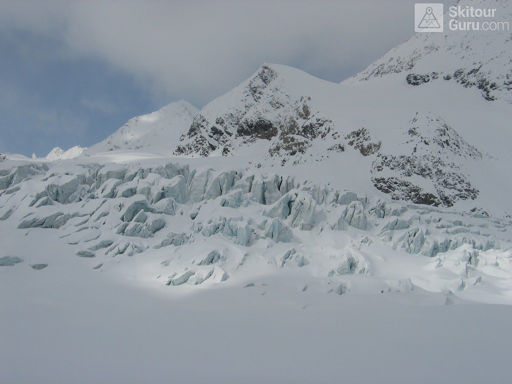 Grand Combin Walliser Alpen / Alpes valaisannes Schweiz foto 29