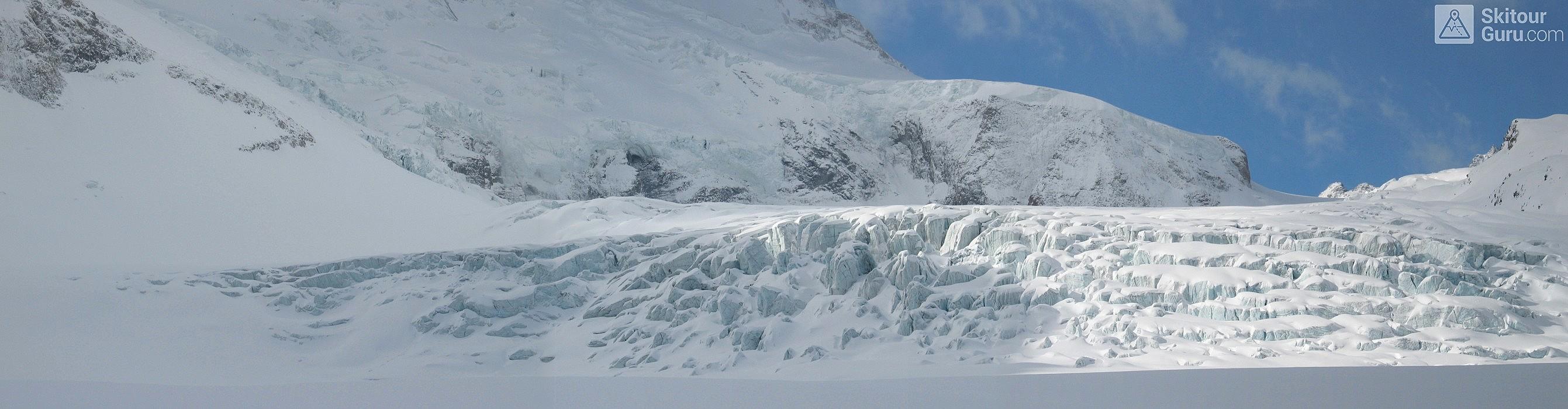 Grand Combin Walliser Alpen / Alpes valaisannes Schweiz panorama 33