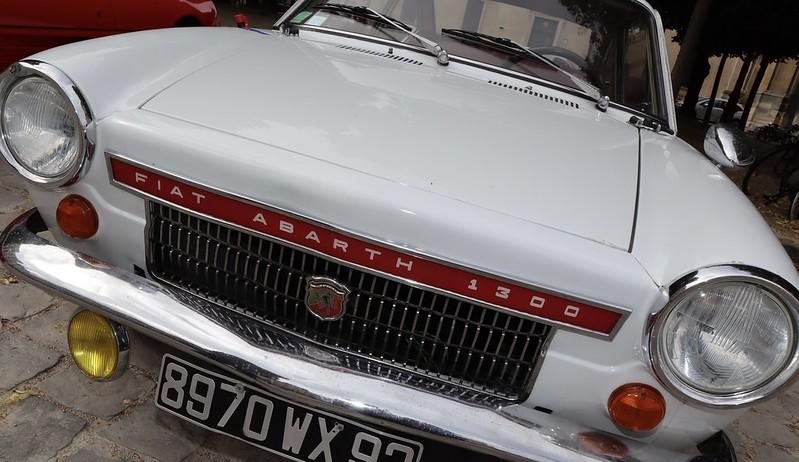 Fiat Abarth OT ( Omologata Turismo ) Hatchback 1300/124 50079899471_e5555cbe6c_c